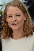 Cannes France May 12 2016 Jodie Foster attends Money Monster's photocal at Palais des Festival during the 69th Annual Cannes Film Festival