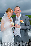 Lisette Sheehy, Glin, daughter of Tom and Elzabeth Sheehy and Michael O'Sullivan, Athea, son of Jim and Phil O'Sullivan, were married in Glin Church by Fr Crawford on Monday May 5th 2015 with a reception at Ballyroe Heights Hotel