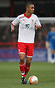 Byron Harrison of Stevenage. - Stevenage v Tranmere Rovers - npower League 1 - Lamex Stadium, Stevenage - 17th December 2011  .© Kevin Coleman 2011 ... ....  ...  . .