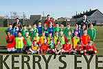 Listowel Celtic and Park FC at the Park FC Soccer blitz at Christy Leahy Park on Saturday