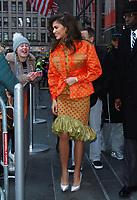 DEC 11 Zendaya at NBC's Today Show