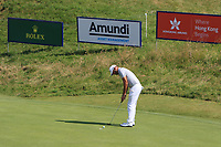 Gregory Havret (FRA) on the 14th during Round 3 of the HNA Open De France at Le Golf National in Saint-Quentin-En-Yvelines, Paris, France on Saturday 30th June 2018.<br /> Picture:  Thos Caffrey | Golffile