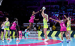 29/10/17 Fast5 2017<br /> Fast 5 Netball World Series<br /> Hisense Arena Melbourne<br /> Australia v South Africa <br /> <br /> <br /> <br /> <br /> <br /> <br /> Photo: Grant Treeby