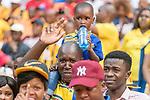 05.01.2019, FNB Stadion/Soccer City, Nasrec, Johannesburg, RSA, Premier League, Kaizer Chiefs vs Mamelodi Sundowns<br /> <br /> im Bild / picture shows <br /> <br /> Fans stimmung Farbe <br /> <br /> Foto © nordphoto / Kokenge