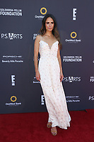 LOS ANGELES - OCT 8:  Jordana Brewster at the P.S. ARTS' Express Yourself 2017 at the Barker Hanger on October 8, 2017 in Santa Monica, CA