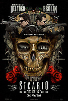 SICARIO: DAY OF THE SOLDADO (2018)<br /> POSTER<br /> *Filmstill - Editorial Use Only*<br /> CAP/FB<br /> Image supplied by Capital Pictures