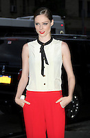 June 25, 2012 Coco Rocha at the Cinema Society and Allure screening of People Like Us at the Clearview Cinemas in New York City. © RW/MediaPunch Inc. *NORTEPHOTO* **SOLO*VENTA*EN*MEXICO** **CREDITO*OBLIGATORIO** **No*Venta*A*Terceros** **No*Sale*So*third** *** No*Se*Permite Hacer Archivo** **No*Sale*So*third** *Para*más*información:*email*NortePhoto@gmail.com*web*NortePhoto.com*