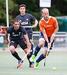 DEN HAAG - Billy Bakker  tijdens de trainingswedstrijd Nederland-Argentinie (1-2). COPYRIGHT KOEN SUYK