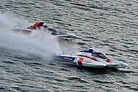 "Mike Monahan, GP-35 ""TM Special"", Bert Henderson, GP-777 ""EMS Steeler"" (Grand Prix Hydroplane(s)"