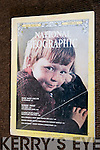 The cover of the 1976 National Geographic Magazine featuring Dingle.