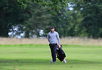 Joel Girrbach (SUI) on the 18th fairway during Round 1 of the Bridgestone Challenge 2017 at the Luton Hoo Hotel Golf &amp; Spa, Luton, Bedfordshire, England. 07/09/2017<br /> Picture: Golffile | Thos Caffrey<br /> <br /> <br /> All photo usage must carry mandatory copyright credit     (&copy; Golffile | Thos Caffrey)