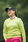 Han Sol Ji of South Korea plays during Round 2 of the World Ladies Championship 2016 on 12 March 2016 at Mission Hills Olazabal Golf Course in Dongguan, China. Photo by Victor Fraile / Power Sport Images