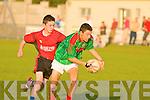 Glenbeigh/Glencar's Danny O'Sullivan and Beale's Thomas Quinn.