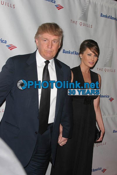Donald Melania Trump 2006<br /> Photo By John Barrett-PHOTOlink.net
