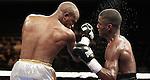 Yan Barthely vs Francis Ruiz pelea pactada a los 10 asalto por el peso super gallo donde Yan gano por desicion  ,. en el Hard rock cafe de la ciudad de hollywood en florida