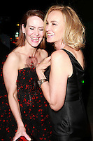 LOS ANGELES, CA, USA - AUGUST 25: Sarah Paulson, Jessica Lange at the FOX, 20th Century FOX Television, FX Networks And National Geographic Channel's 2014 Emmy Award Nominee Celebration held at Vibiana on August 25, 2014 in Los Angeles, California, United States. (Photo by David Acosta/Celebrity Monitor)