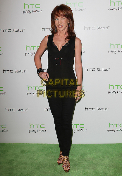Kathy Griffin.The HTC Statusª Social Launch Event held at Paramount Studios in Hollywood, California, USA..July 19th, 2011.full length sleeveless top black jeans denim hand on hip.CAP/ADM/KB.©Kevan Brooks/AdMedia/Capital Pictures.