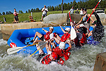 Charlotte NC - US National Whitewater Center in Charlotte.