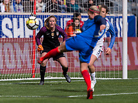 USWNT vs France, March 4, 2018