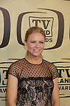 "One Life To Live and Another World's Faith Ford wearing Oscar de la Renta attends 10th Anniversary of the TV Land Awards on April 14, 2012 to honor shows ""Murphy Brown"", ""Laverne & Shirley"", ""Pee-Wee's Playhouse"", ""In Loving Color"" and ""One Day At A Time"" and Aretha Franklin at the Lexington Armory, New York City, New York. (Photo by Sue Coflin/Max Photos)"