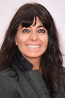 "Claudia Winkleman<br /> arrives for the ""Jason Bourne"" premiere at the Odeon Leicester Square, London.<br /> <br /> <br /> ©Ash Knotek  D3139  11/07/2016"