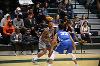 SU men's basketball takes the 87-90 win over Elziabethtown in home opener on Wednesday night at Owings Mills gymnasium.