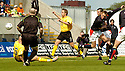 07/05/2005         Copyright Pic : James Stewart.File Name : jspa02_falkirk_v_qots.ANDY LAWRIE SCORES FALKIRK'S FIRST.Payments to :.James Stewart Photo Agency 19 Carronlea Drive, Falkirk. FK2 8DN      Vat Reg No. 607 6932 25.Office     : +44 (0)1324 570906     .Mobile   : +44 (0)7721 416997.Fax         : +44 (0)1324 570906.E-mail  :  jim@jspa.co.uk.If you require further information then contact Jim Stewart on any of the numbers above.........A