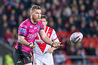 Picture by Allan McKenzie/SWpix.com - 06/04/2018 - Rugby League - Betfred Super League - St Helens v Hull FC - The Totally Wicked Stadium, Langtree Park, St Helens, England - Scott Taylor.