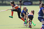 Welsh Youth Hockey Cup Final U11 Girls<br /> Dysynni v Whitchurch<br /> Swansea University<br /> 06.05.17<br /> ©Steve Pope - Sportingwales