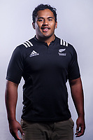 Tiaan Tauakipulu (Saint Kentigern College). 2019 New Zealand Schools rugby union headshots at the Sport & Rugby Institute in Palmerston North, New Zealand on Wednesday, 25 September 2019. Photo: Dave Lintott / lintottphoto.co.nz