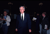 May1988 File Photo - Paul Desmarais attend Power Corporation of Canada's annual meeting held at the Ritz-Carlton in Montreal, Canada.<br /> <br /> Desmarais passed away October 10, 2013. He was 86 years old