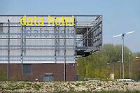 Nederland Groningen 2019. TCN Data Hotel op de Zernike Campus. TCN Data Hotels levert kwalitatief hoogwaardige data centers. Foto Berlinda van Dam / Hollandse Hoogte