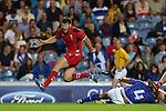 Glasgow 2014 Commonwealth Games<br /> Luke Treharne<br /> Wales v Samoa<br /> Ibrox Stadium<br /> <br /> 26.07.14<br /> &copy;Steve Pope-SPORTINGWALES