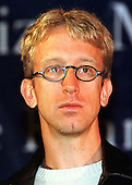 """Andy Dick, a comedic actor best known for his role as Matthew, the neurotic reporter on the hit ensamble comedy """"News Radio"""", appears at the John F. Kennedy Center for the Performing Arts in Washington, D.C. on October 20, 1999, in preparation for the """"Mark Twain Prize"""" celebration in honor of Jonathan Winters..Credit: Ron Sachs / CNP"""