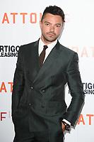 Dominic Cooper at the &quot;Stratton&quot; premiere, Vue West End, Leicester Square, London, UK. <br /> 29 August  2017<br /> Picture: Steve Vas/Featureflash/SilverHub 0208 004 5359 sales@silverhubmedia.com