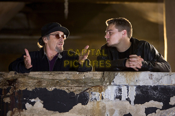 JACK NICHOLSON & LEONARDO DiCAPRIO.in The Departed.*Editorial Use Only*.Ref: FB.www.capitalpictures.com.sales@capitalpictures.com.Supplied by Capital Pictures.
