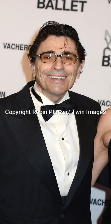 Edward Villella  attends the New York City Ballet Spring 2014 Gala on May 8, 2014 at David Koch Theatre in Lincoln Center in New York City, NY, USA.