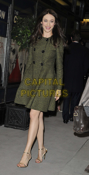 LONDON, ENGLAND - MARCH 16: Olga Kurylenko attends the &quot;Dior and I&quot; UK film premiere, Curzon Mayfair cinema, Curzon St., on Monday March 16, 2015 in London, England, UK. <br /> CAP/CAN<br /> &copy;CAN/Capital Pictures