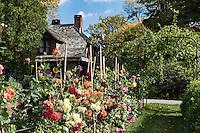 The historic Locust Grove Estate, Poughkeepsie, New York, USA
