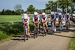 WV De Jonge Renner (DJR), Stage 2: Team Time Trial, 62th Olympia's Tour, Netterden, The Netherlands, 13th May 2014, Photo by Pim Nijland / Peloton Photos