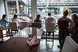 CANADA, Vancouver, British Columbia, The Flying Pig restaurant in Yaletown