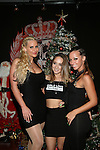 Remy LaCroix,  Phoenix Marie and Jada Stevens At HeadQuarters Gentlemen's Club XXXMAS BASH hosted by Phoenix Marie, Remy LaCroix and Jada Stevens, NY.