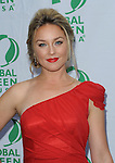 """Elisabeth Rohm at the """"Global Green USA's Annual Millennium Awards"""" held at Fairmont Miramar Hotel in Los Angeles, Ca. on June 8, 2013."""