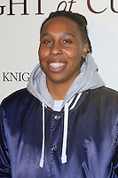 LOS ANGELES - MAR 1:  Lena Waithe at the Knight of Cups Premiere at the The Theatre at The ACE Hotel on March 1, 2016 in Los Angeles, CA