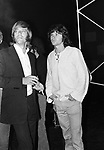 The Doors 1968 Ray Manzarek and Jim Morrison.© Chris Walter.