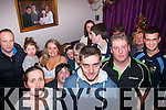 Eighteen wishes<br /> -------------------<br /> Craig McCannon-Brosnan,front centre had a cool 18th birthday party at his home in Rathoonane,Tralee last Saturday evening along with his parents and friends.