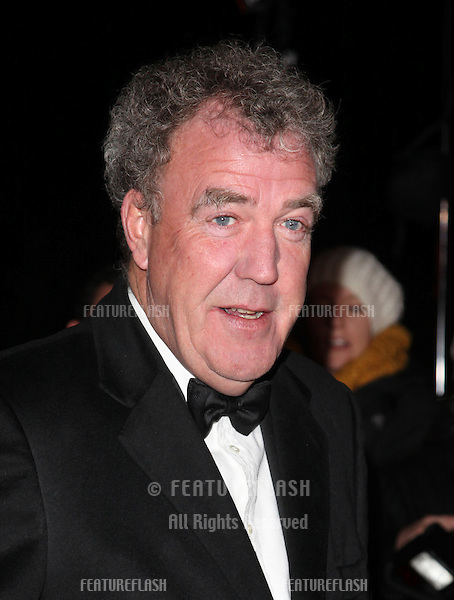 Jeremy Clarkson arriving for The Sun Military Awards, at The Imperial War Museum, London. 06/12/2012 Picture by: Alexandra Glen / Featureflash