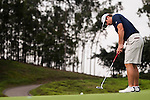 Zachary Bauchou of USA in action during the 9th Faldo Series Asia Grand Final 2014 golf tournament on March 19, 2015 at Mission Hills Golf Club in Shenzhen, China. Photo by Xaume Olleros / Power Sport Images