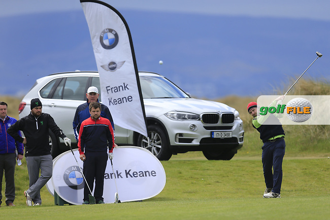Brian McCormack (Edenderry Golf Academy) the BMW Eastern Open St Annes Golf Club, North Bull, Dublin. 27/04/2017.<br /> Picture: Golffile | Fran Caffrey<br /> <br /> <br /> All photo usage must carry mandatory copyright credit (&copy; Golffile | Fran Caffrey)Brian McCormack (Edenderry Golf Academy)