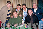 POKER: Playing in the North Kderry February League Final Texas Holdem Pokerk in the Greyhound Bar, Tralee on Sunday. were: Maurice McNamara (organiser) Eddie Gibbon,Tom Griffin, John Foley, Nigel Fitzgibbon and Michael McDonnell..
